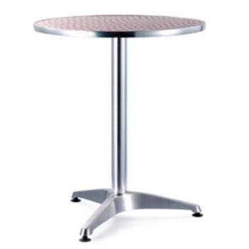 Mesa Pualina para restaurante redonda - Muebles y Sillas para ...